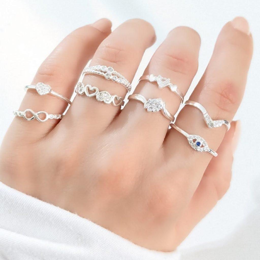 anillos joyas gabena