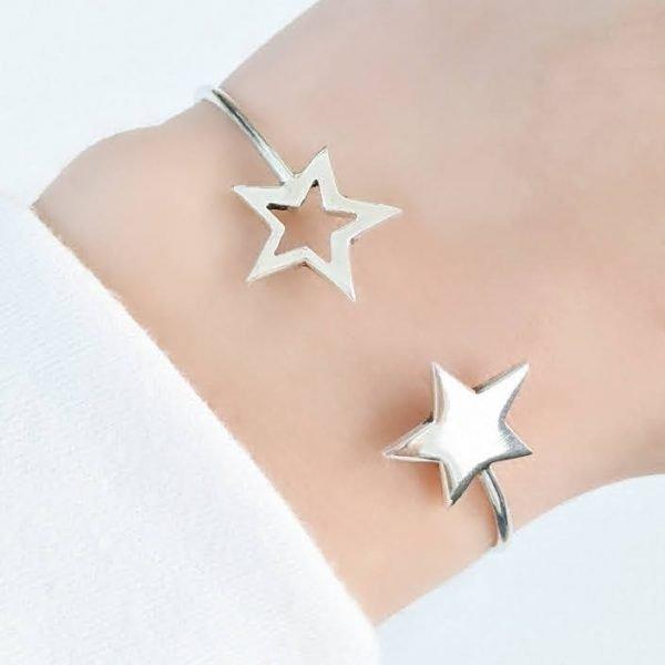 Esclava estrella con estrella